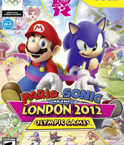 Mario & Sonic at the London 2012 Olympics Boxart