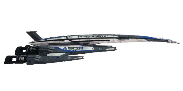 Mass Effect Normandy replica