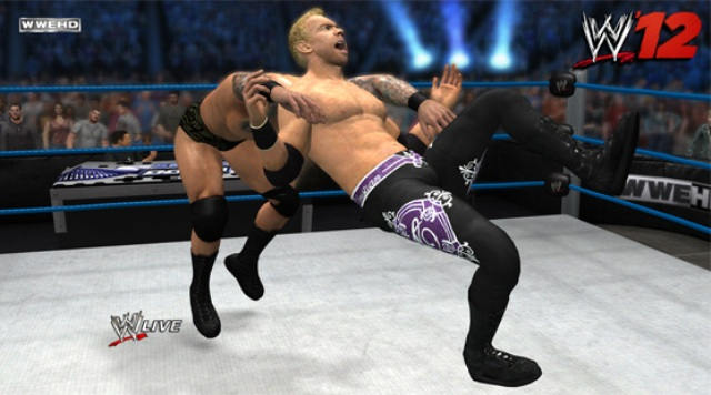 wwe 12