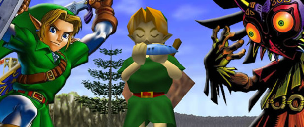 The Legend of Zelda: Ocarina of Time - Feature