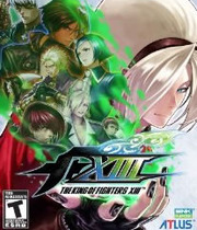 King of Fighters XIII Boxart