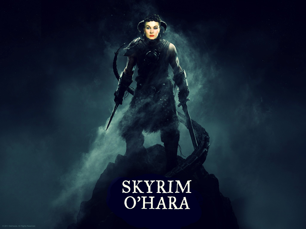 skyrim o'hara