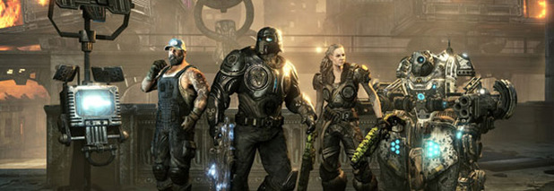 Gears of War 3  - 872619