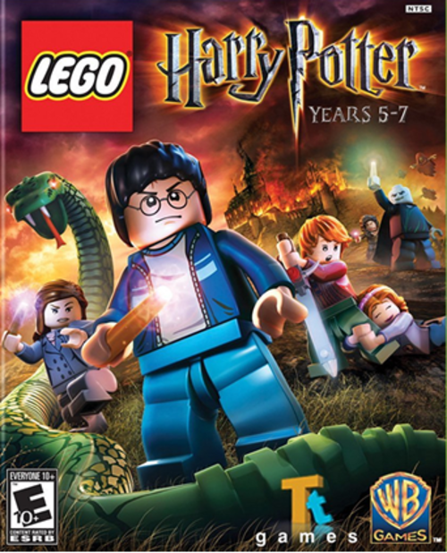 LEGO Harry Potter: Years 5-7   - 872659