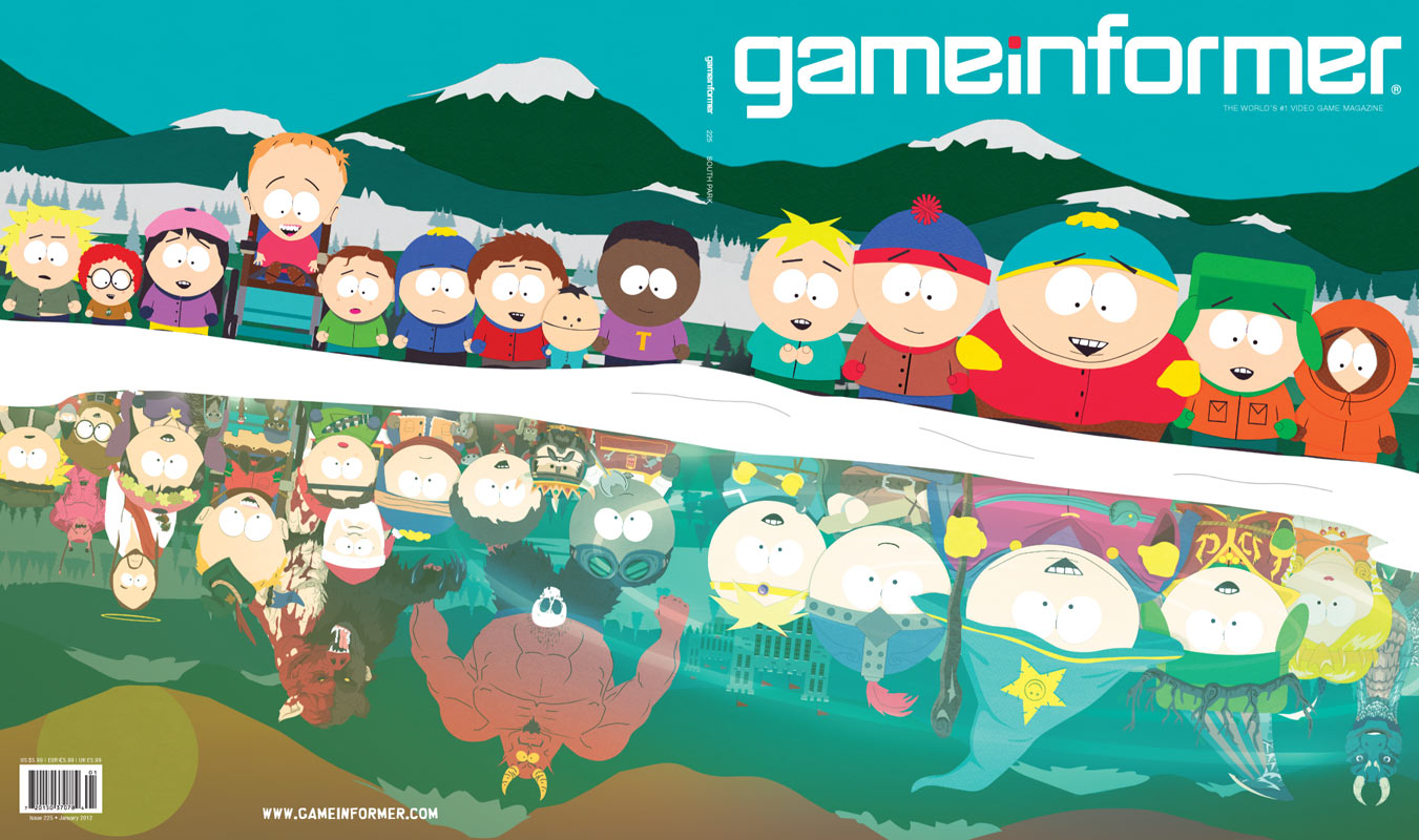 South Park The Game Featured