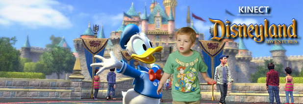 Kinect Disneyland Adventures Image