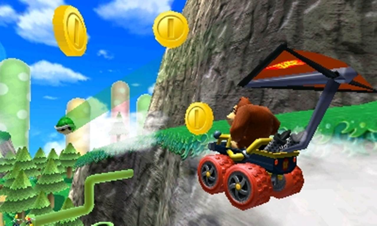 mario kart 7 nintendo 3ds