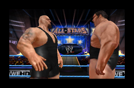 wwe allstars 3ds