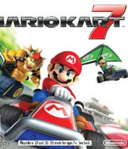 Mario Kart 7 Boxart