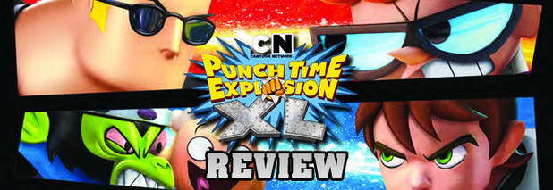 Cartoon Network Punch Time Explosion XL Image