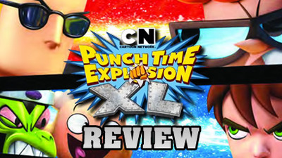 Cartoon Network Punch Time Explosion XL  - 872817