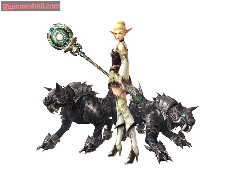 Lineage II: The Chaotic Throne - Goddess of Destruction Client Launcher