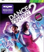 Dance Central 2 Boxart