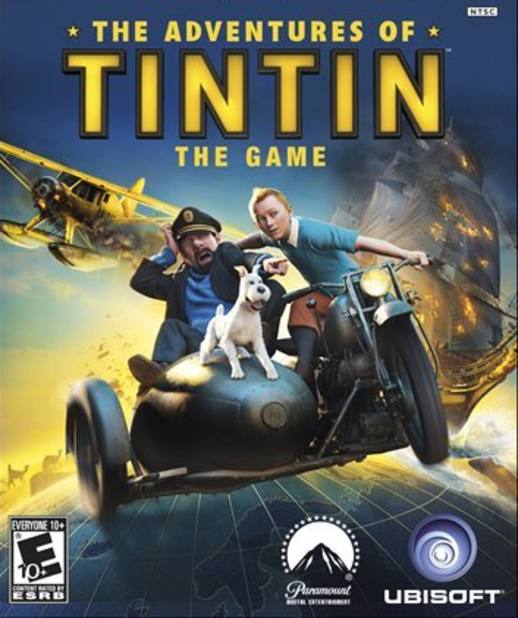 The Adventures Of Tintin: The Game  - 872859