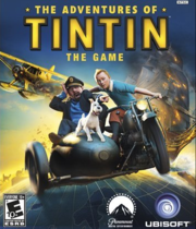 The Adventures Of Tintin: The Game Boxart