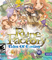 Rune Factory: Tides of Destiny Boxart
