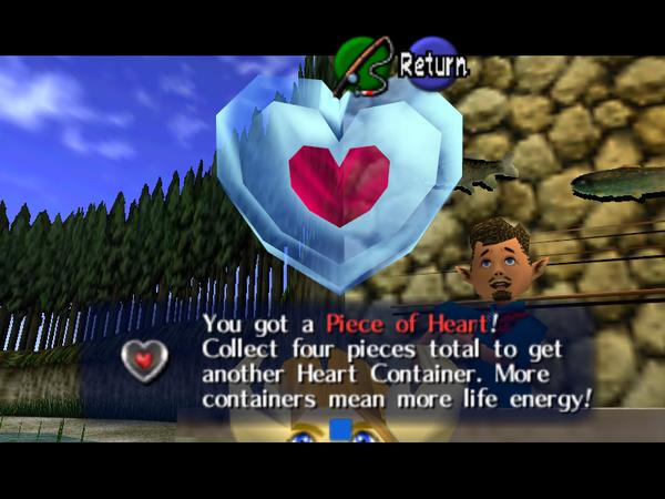 Zelda hearts