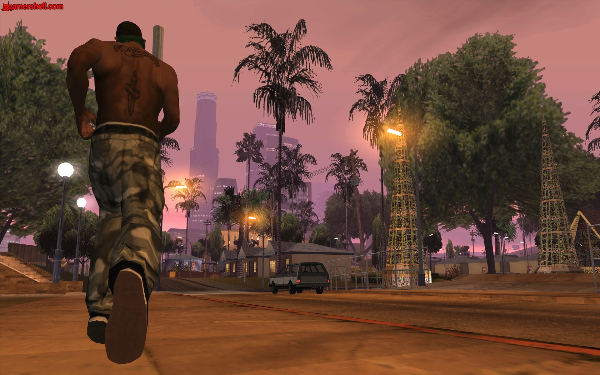 GTA San Andreas Hot Coffee (Adult) Mod v2.1 for PC