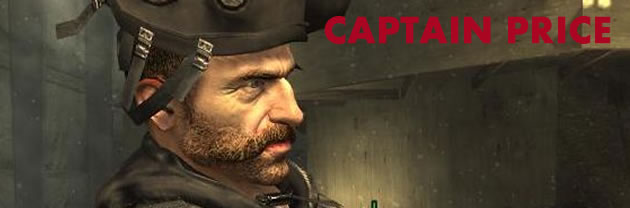 captain price nice