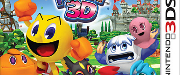 Pac-Man Party 3D - Feature