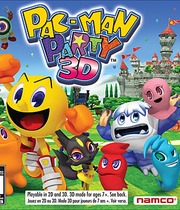 Pac-Man Party 3D Boxart
