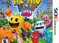 Pac-Man Party 3D Image