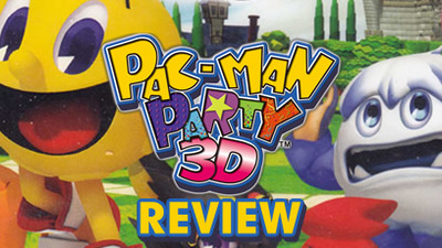 Pac-Man Party 3D  - 873062