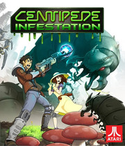 Centipede: Infestation (3DS) Boxart