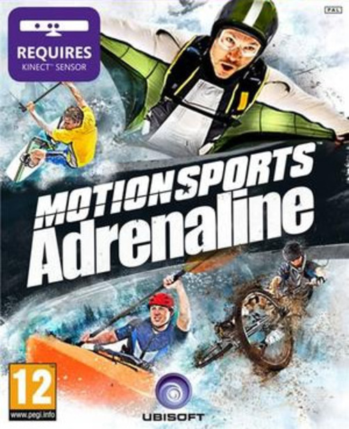 MotionSports: Adrenaline - Feature