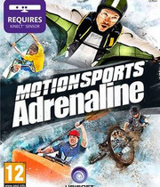 MotionSports: Adrenaline Boxart