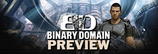 Binary Domain  - 873295