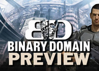 Binary Domain Image