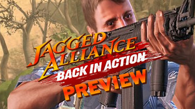 Jagged Alliance: Back in Action  - 873347