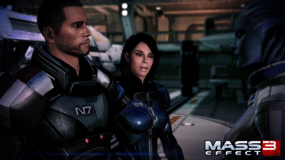 mass effect 1 how to get williams killed