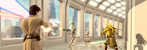 Kinect: Star Wars Image