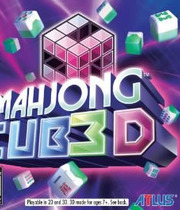 Mahjong Cub3d Boxart