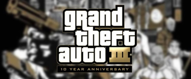 Grand Theft Auto III: 10th Anniversary Edition
