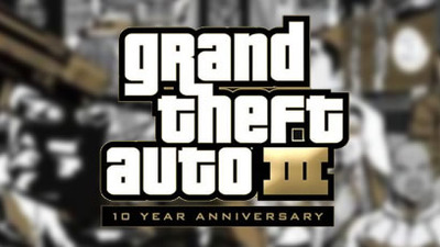 Grand Theft Auto III: 10th Anniversary Edition  - 873525
