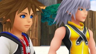 Kingdom Hearts 3D: Dream Drop Distance  - 873614