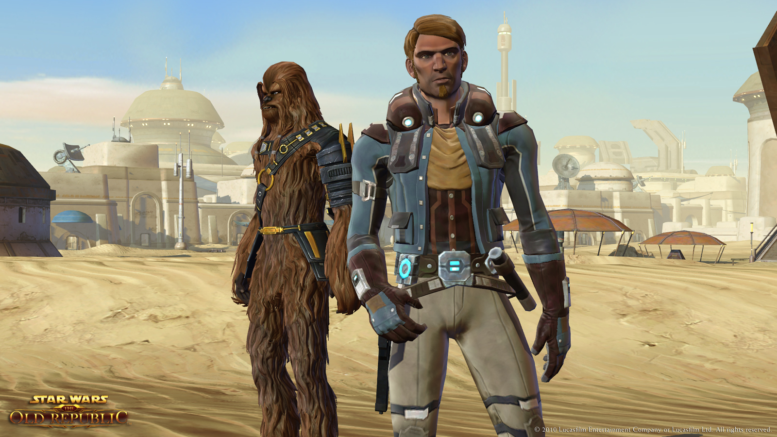 SWTOR  Smuggler
