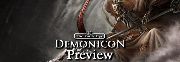 Demonicon: The Dark Eye  - 873765