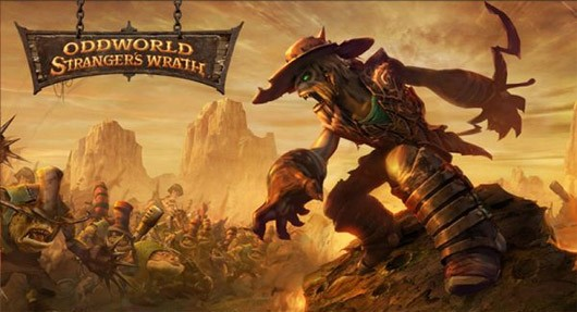 Oddworld Stranger's Wrath