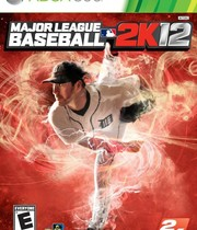 MLB 2K12 Boxart