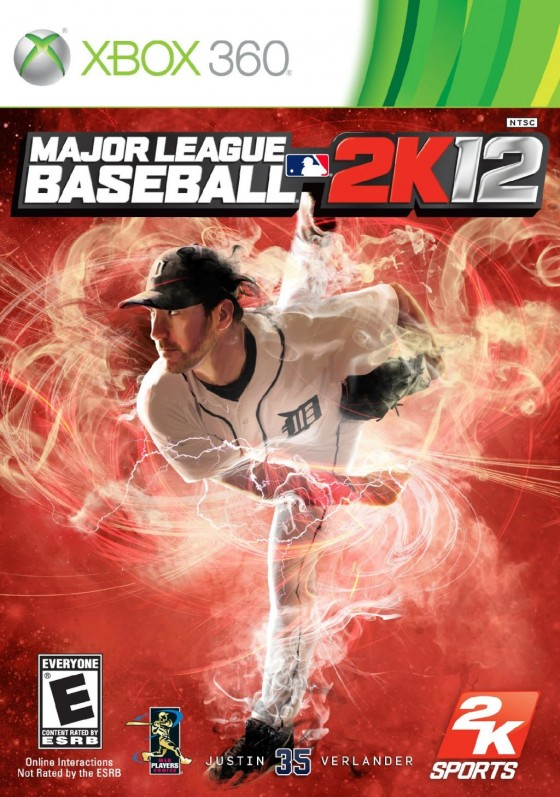 mlb 2k12 cover art