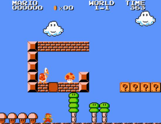 Super mario bros level up sound download
