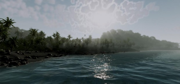 Uncharted Island V0.96 Crysis Map