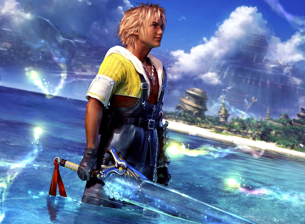 tidus and yuna ending a relationship