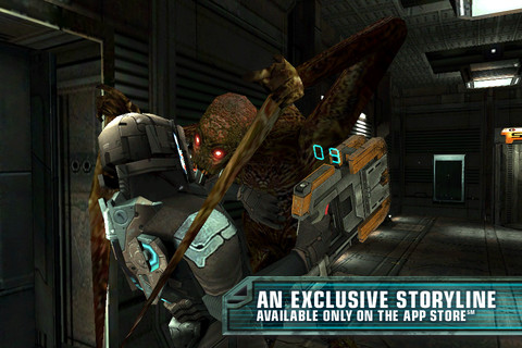 Dead Space HD iPhone