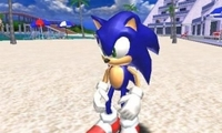 Sonic Adventure DX Demo Image