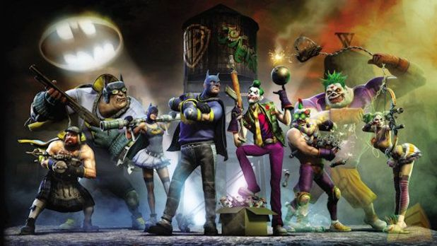 Gotham City Impostors Image